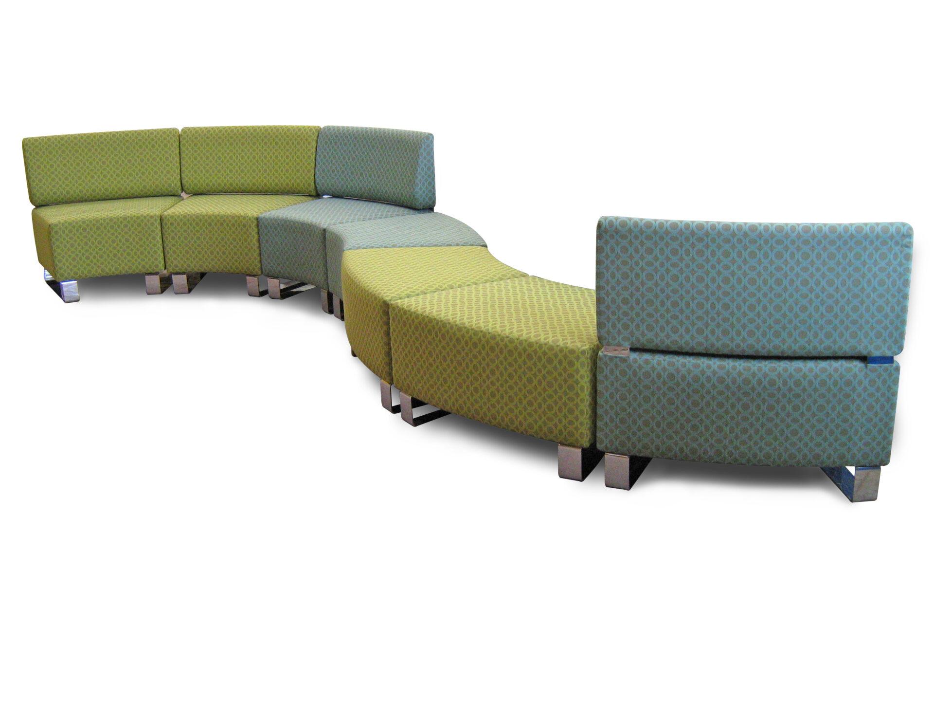 Segments Modular Seating