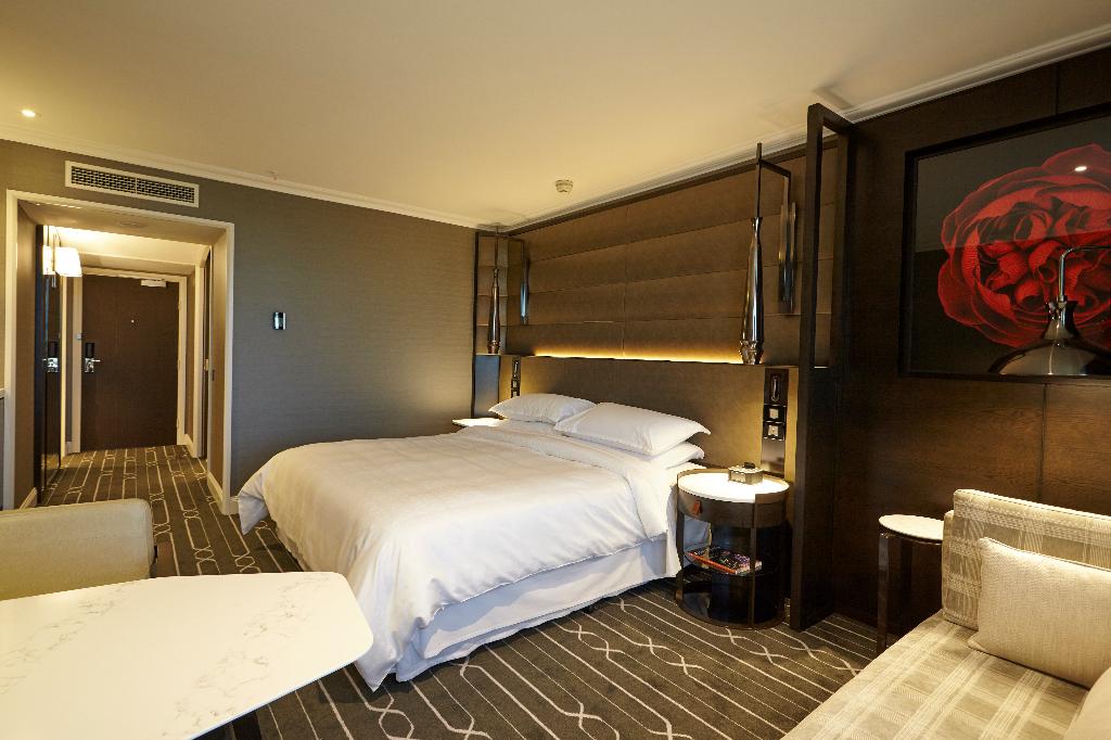 Sheraton Hotel – Hyde Park Room