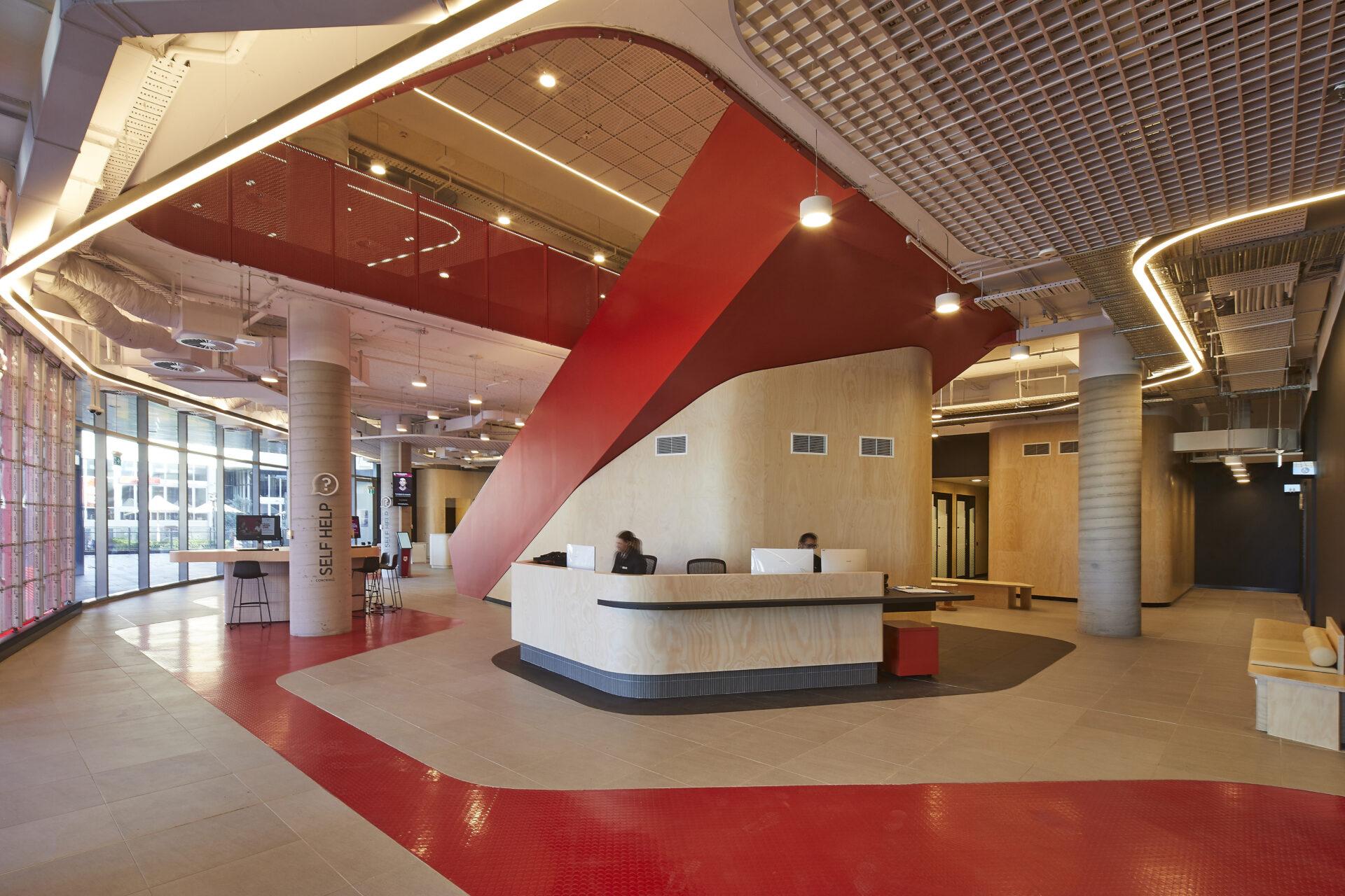 Western Sydney University (WSU) Liverpool