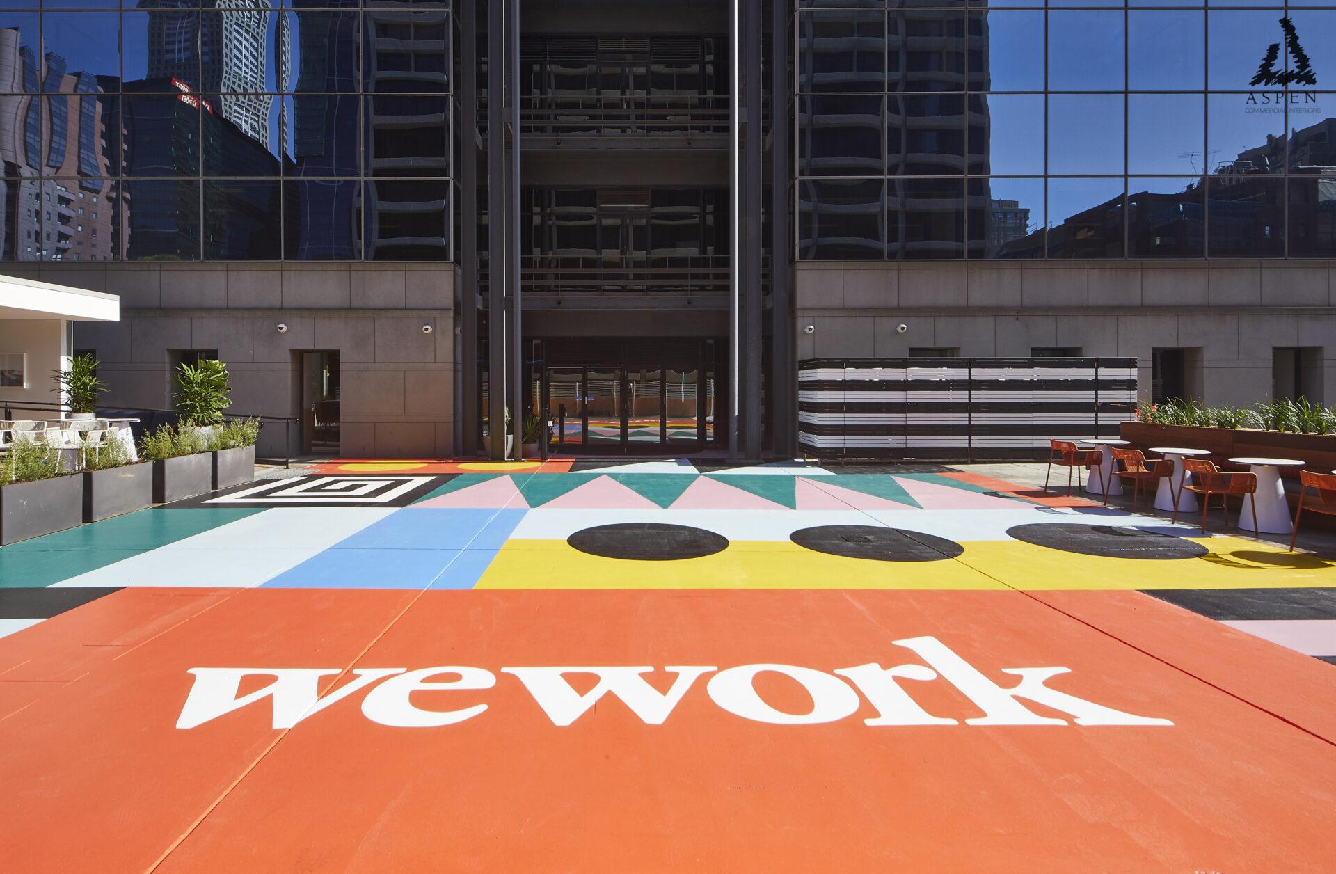 WeWork Melbourne