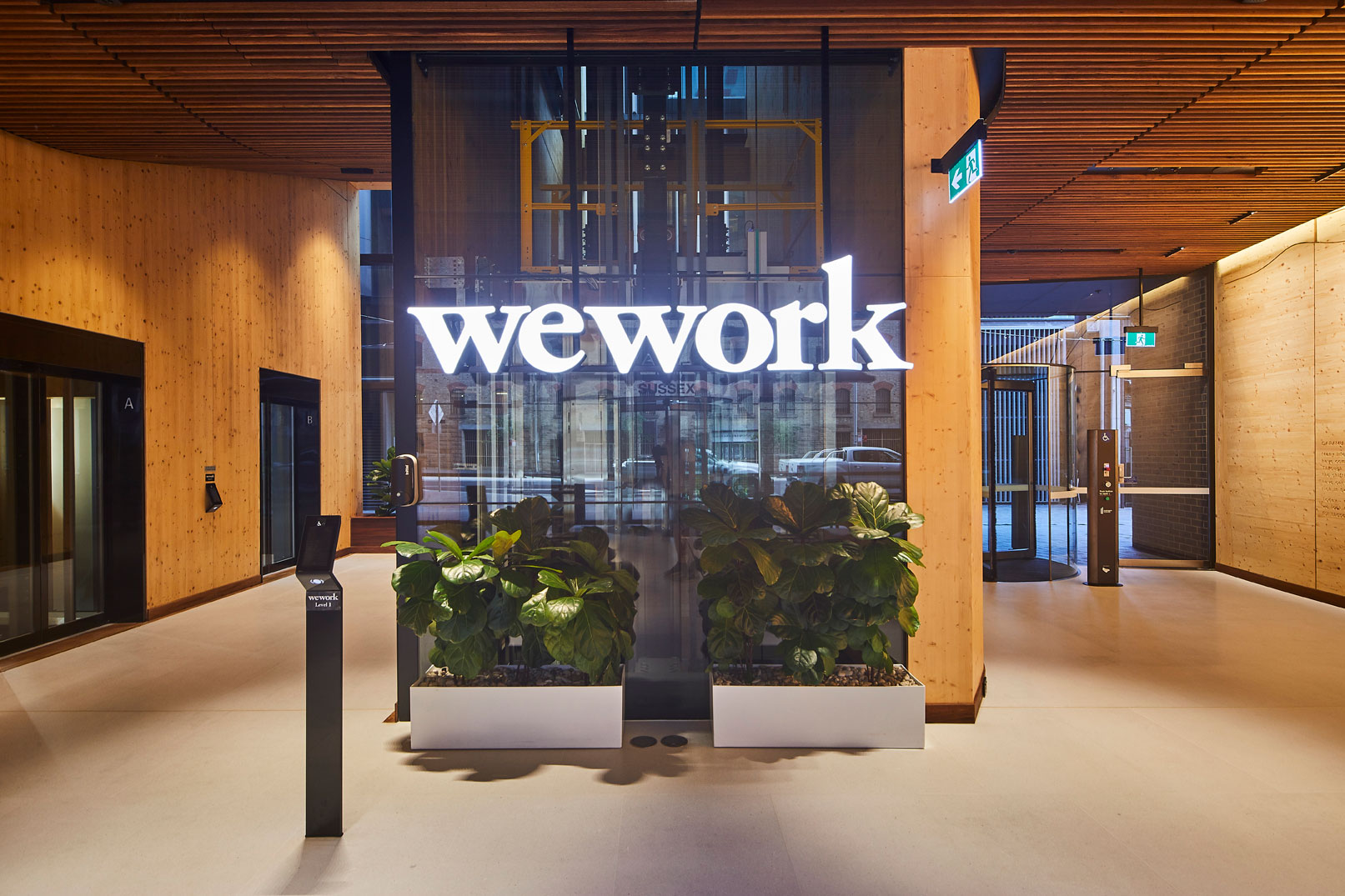 WeWork, One Sussex Street