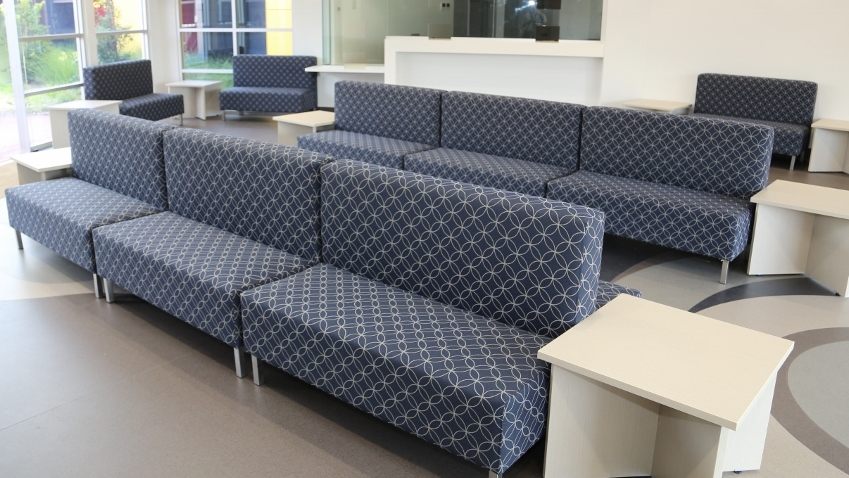 Aspen health care furniture joinery finishes