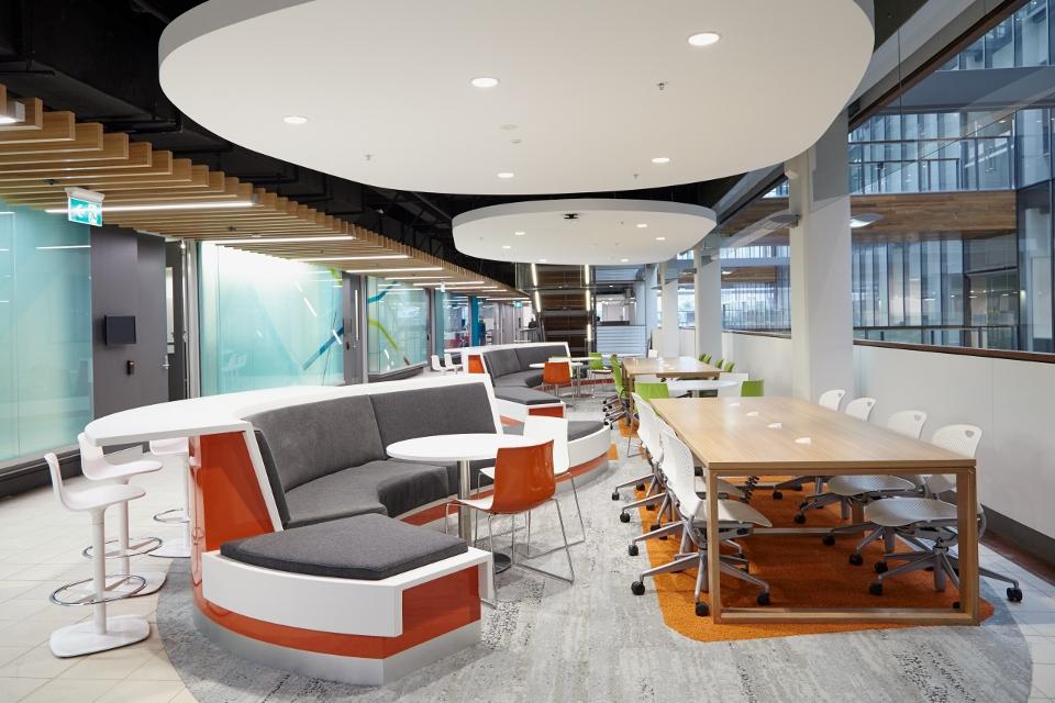 University Technology Sydney Opens Newly Designed ABW Space