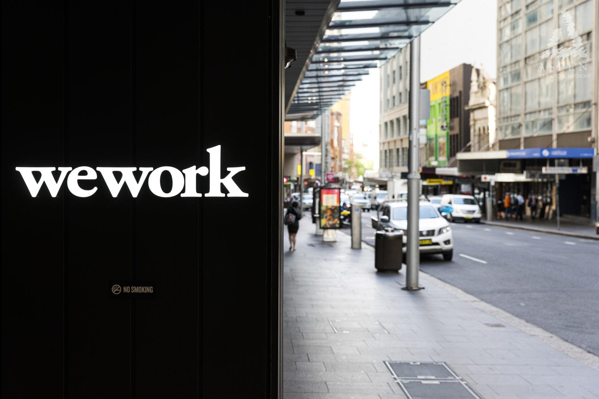 WeWork Pitt Street